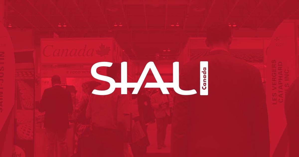 Visit us at SIAL Canada!
