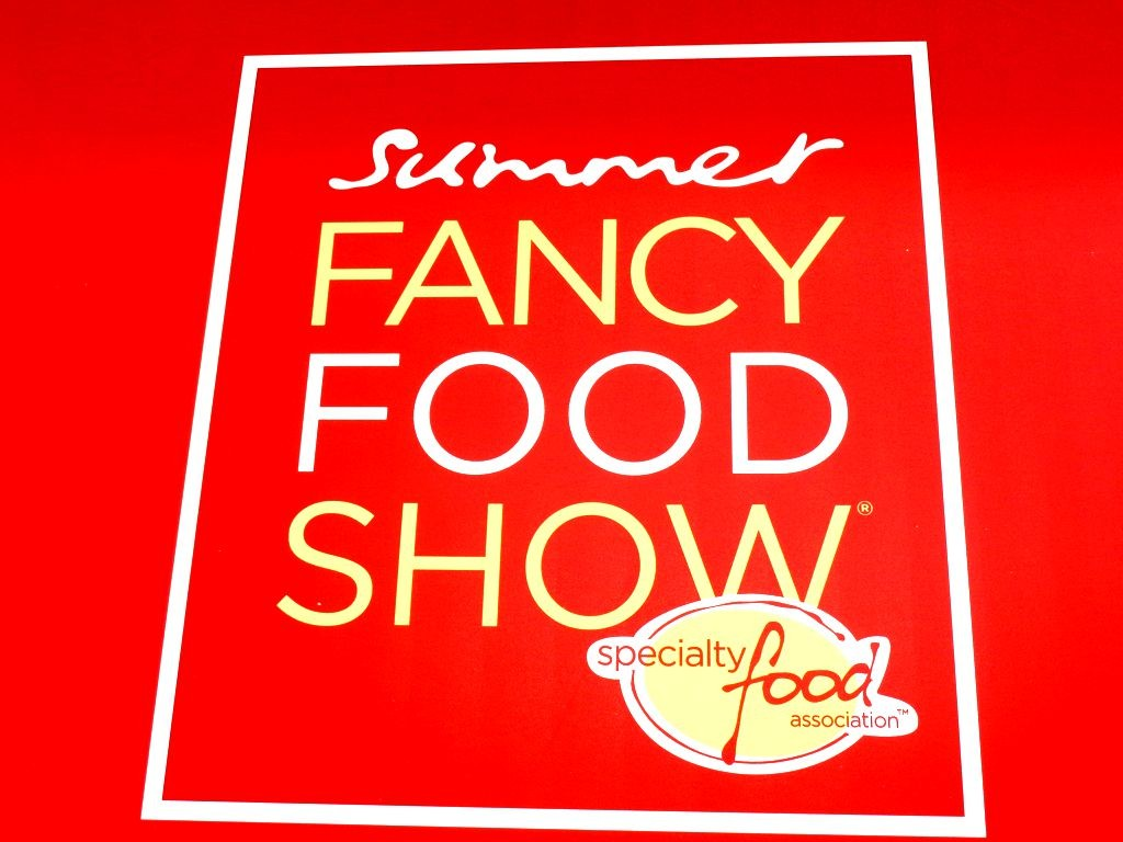 Bezoek ons op Summer Fancy Food Show New york!