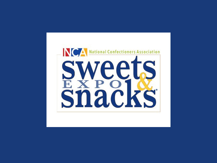 Come visite us at Sweets and Snacks Expo in Chicago!