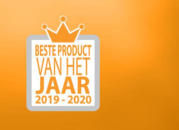 Beste product van het jaar award!