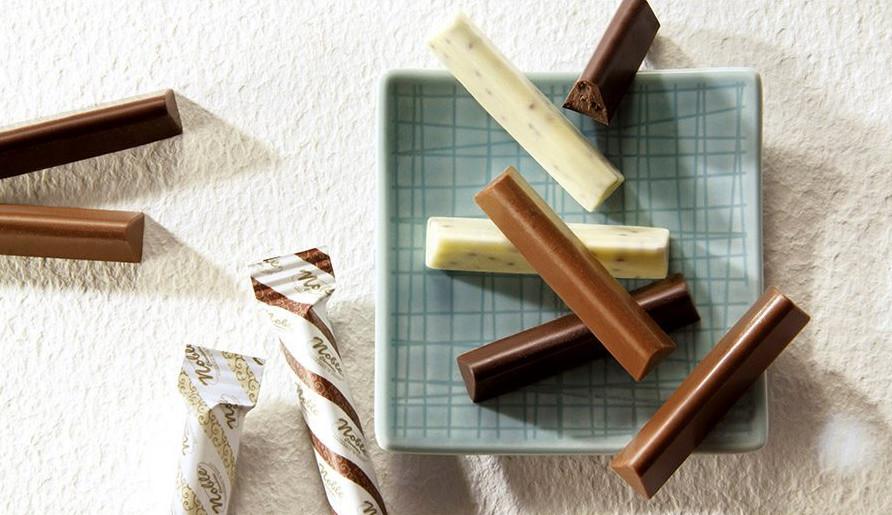 Pure chocolade, onweerstaanbare smaken.